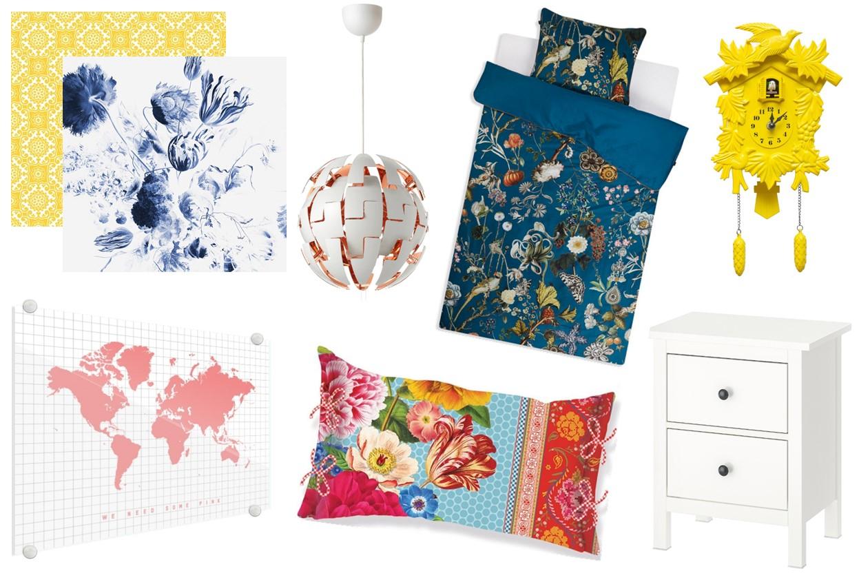 Kleurrijk wonen | Deze items wil ik gráág in mijn interieur!